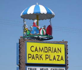 Cambrian Real Estate - Cambrian Park Plaza