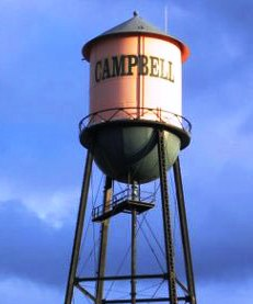 Campbell Real Estate - Campbell Water Tower